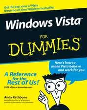 Windows Vista for Dummies:  Skills, Techniques, Methods