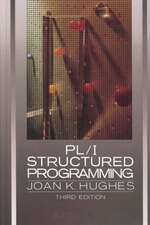 PL / I Structured Programming