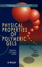 Physical Properties of Polymeric Gels