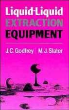 Liquid–Liquid Extraction Equipment