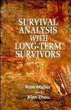 Survival Analysis with Long–Term Survivors