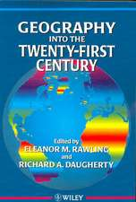 Geography into the Twenty–First Century