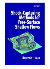 Shock–Capturing Methods for Free–Surface Shallow Flows