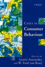 Cases in Consumer Behaviour