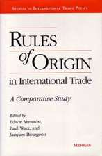 Rules of Origin in International Trade: A Comparative Study