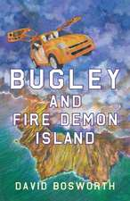 Bugley and the Fire Demon Island
