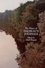 Heart of Thoreau's Journals