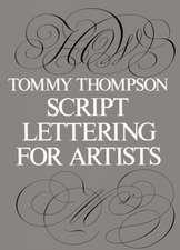 Script Lettering for Artists