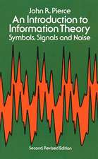 Introduction to Information Theory:  Symbols, Signals and Noise