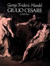 GIULIO CESARE IN FULL SCORE