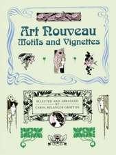 Art Nouveau Motifs and Vignettes:  Profile of a Prodigy (Revised Edition)