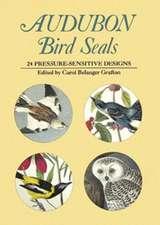 Audubon Bird Seals