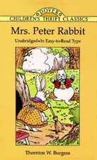 Mrs. Peter Rabbit:  In Easy-To-Read Type