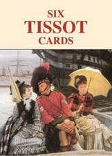 Six Tissot Cards