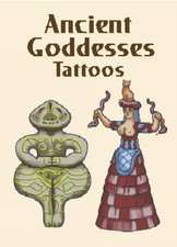 Ancient Goddesses Tattoos