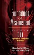 Representation, Axiomatization, and Invariance