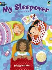 My Sleepover Coloring Book