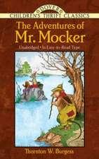 The Adventures of Mr. Mocker