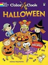 Color & Cook Halloween