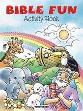 Bible Fun Activity Book:  An Exploration of the Physics of Slow Neutrons
