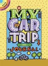 My Car Trip Mini-Journal