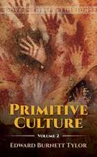 Primitive Culture, Volume II:  A Coloring Book with a Hidden Picture Twist