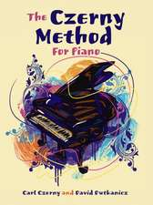 The Czerny Method For Piano