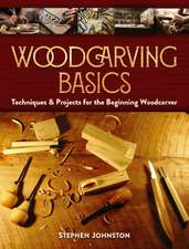 Woodcarving Basics