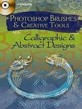 Calligraphic & Abstract Designs [With CDROM]