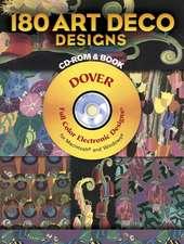 177 Art Deco Designs [With CDROM]