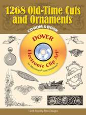 1268 Old-time Cuts and Ornaments