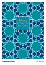 Islamic Geometric Patterns [With CDROM]:  The Life and Work of a Master Jeweler