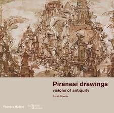 Piranesi Drawings