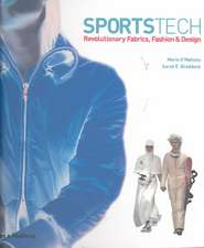 Sportstech:  Revolutionary Fabrics, Fashion and Design