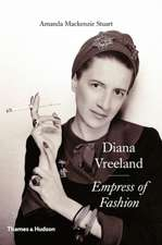 MacKenzie Stuart, A: Diana Vreeland