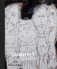Dubuffet Drawings 1935-1962