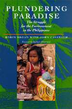 Plundering Paradise – The Struggle for the Environment in the Philippines (Paper)