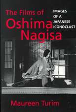 Films of Nagisa Oshima – Images of a Japanese Iconoclast (Paper)