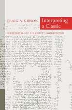 Interpreting a Classic – Demosthenes & His Ancient Commentators