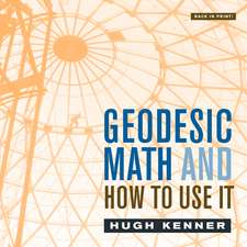 Geodesic Math & How to Use it