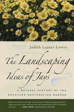Landscaping Ideas of Jays – A Natural History of the Backyard Resoration Garden