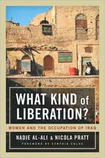 What Kind of Liberation? – Women and the Occupation of Iraq