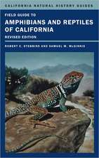 Field Guide to Amphibians and Reptiles of California – Revised Edition