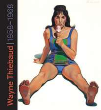 Wayne Thiebaud – 1958–1968
