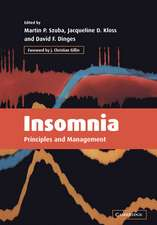 Insomnia: Principles and Management