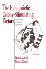 The Hemopoietic Colony-stimulating Factors: From Biology to Clinical Applications