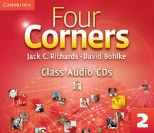 Four Corners Level 2 Class Audio CDs (3)