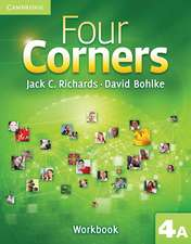Four Corners Level 4 Workbook A