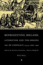 Representing Ireland: Literature and the Origins of Conflict, 1534–1660