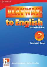 Playway to English Level 2 Teacher's Book